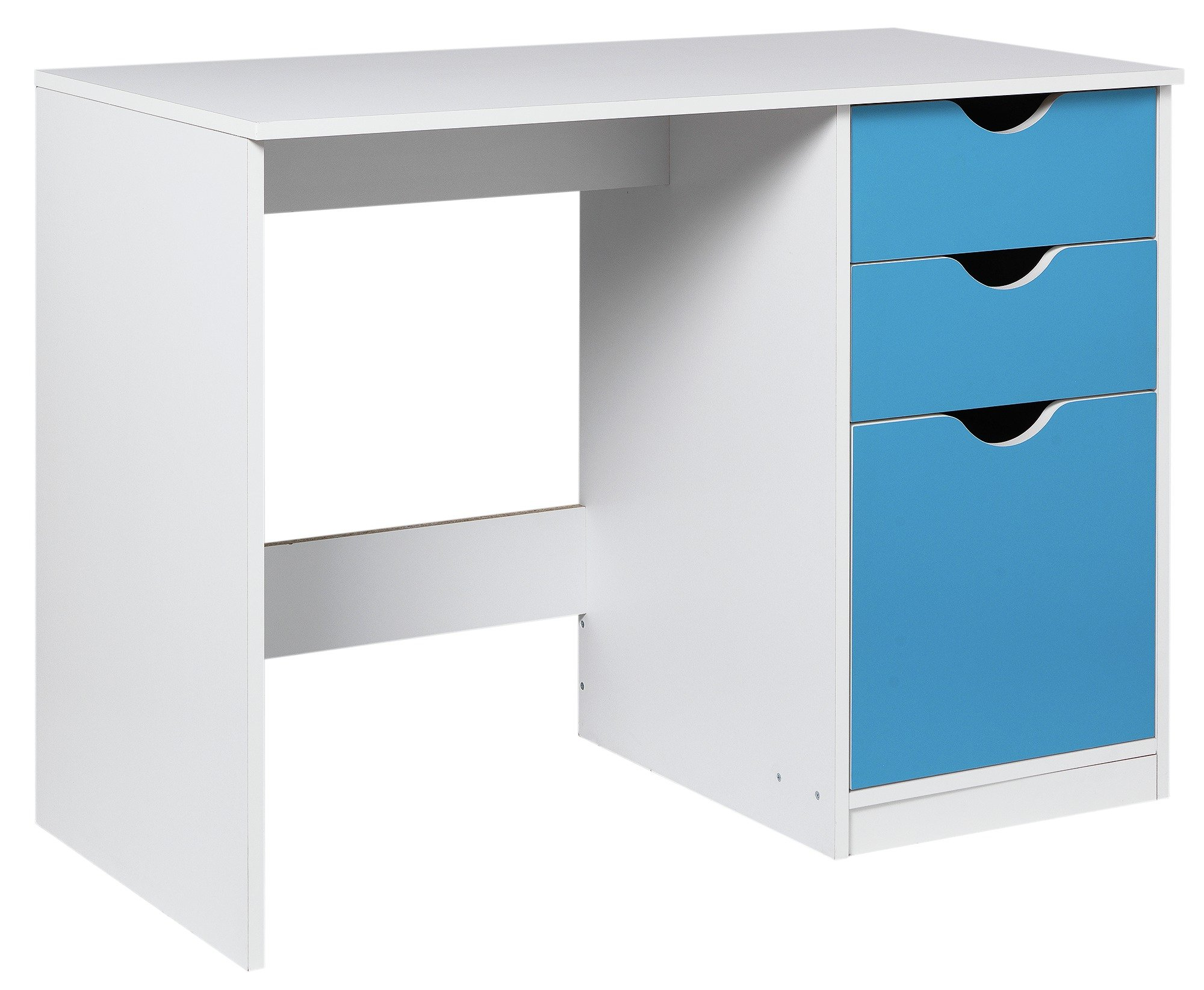 Argos Home Pagnell Blue Desk