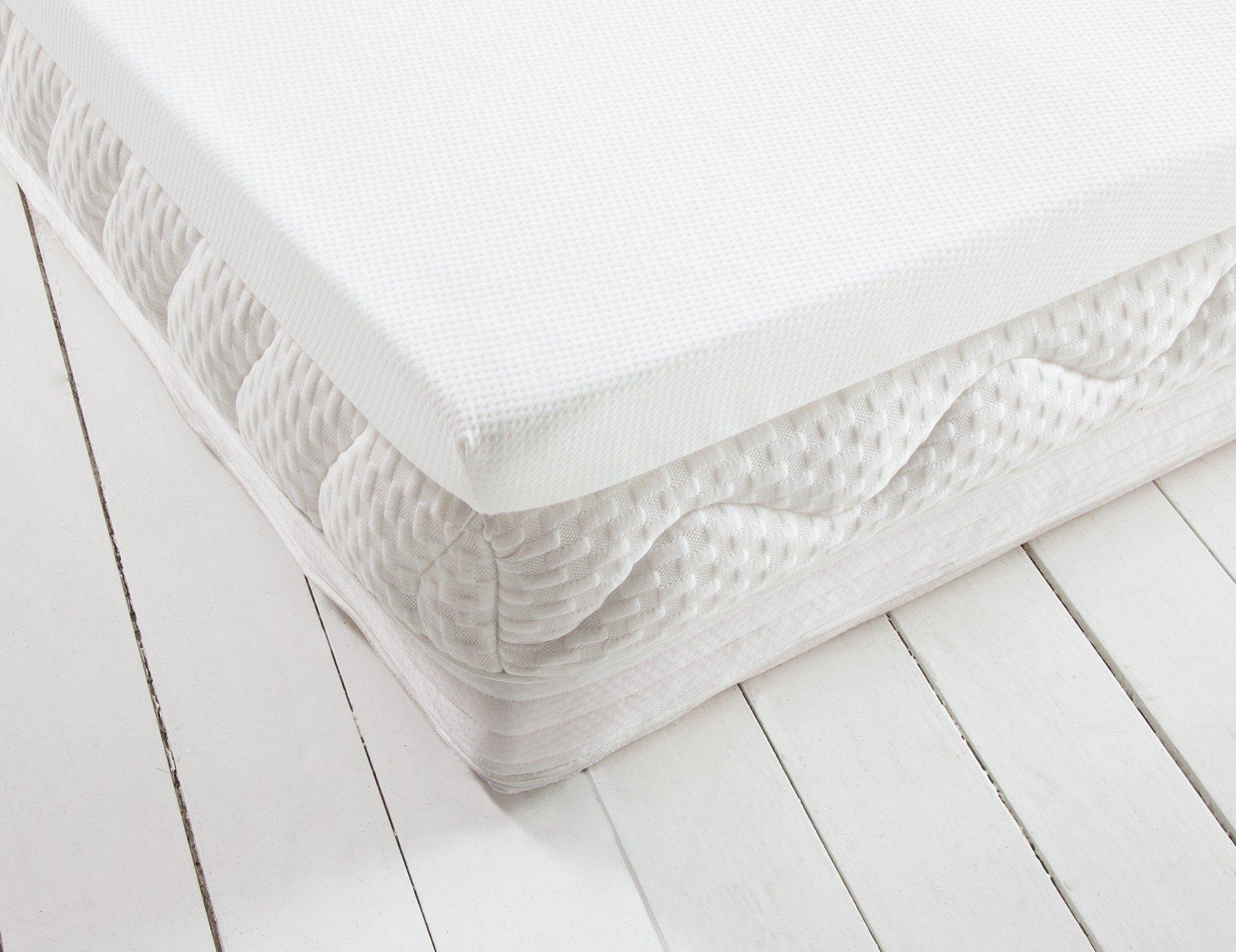 Buy Heart of House 7cm Memory Foam Mattress Topper Kingsize at