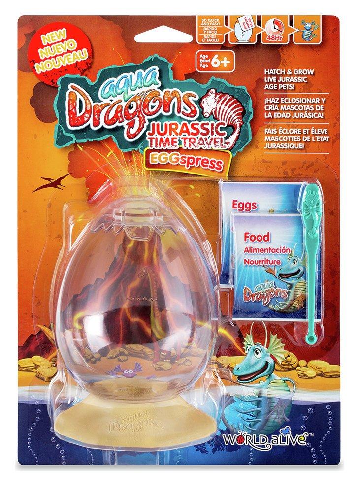 Image of Aqua Dragons Jurassic Time Travellers Eggspress.