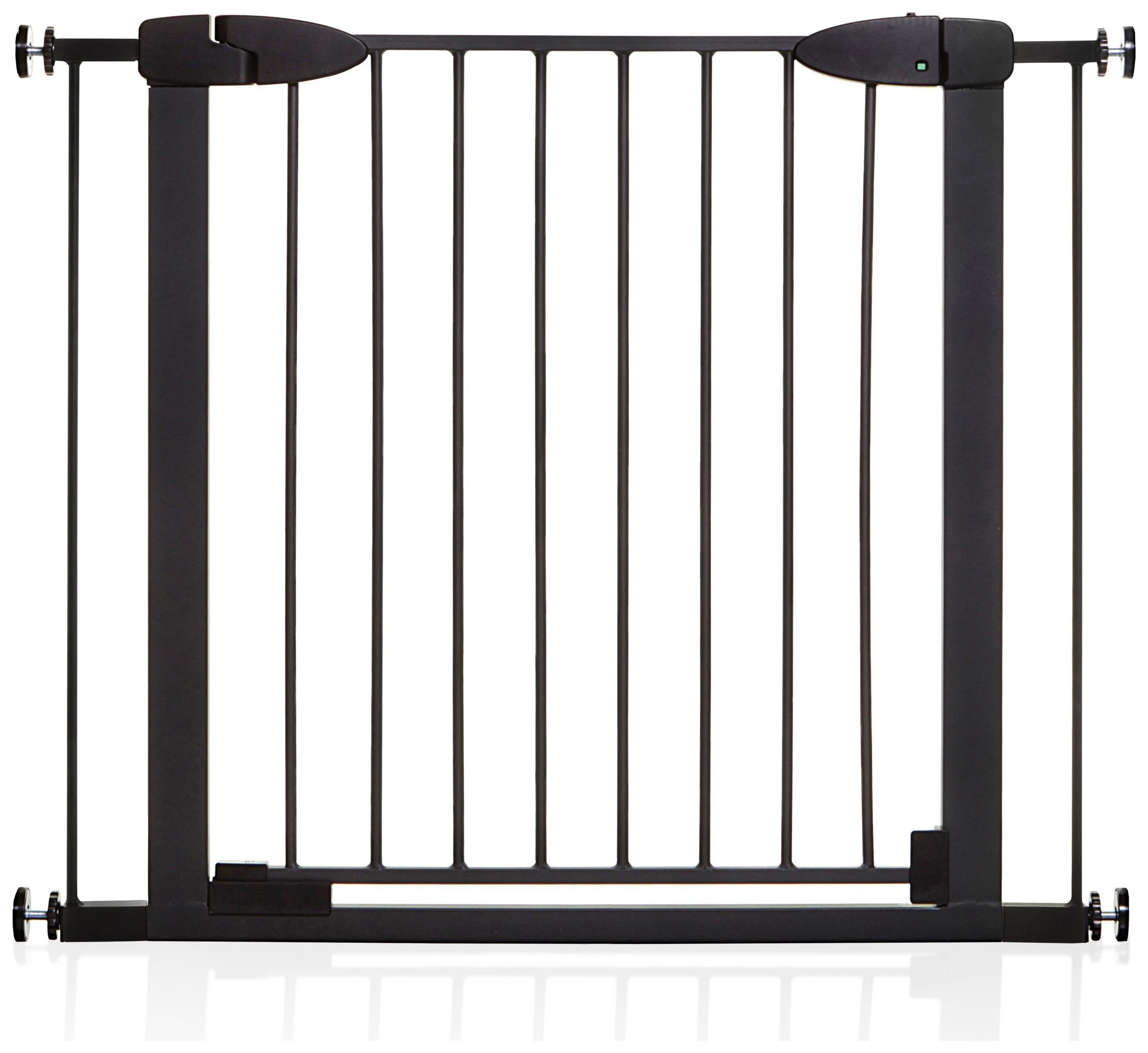 Buy Dreambaby Boston Safety Gate With Extensions Black Safety