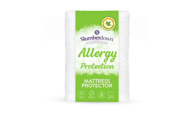 Slumberdown Allergy Proection Mattress Protector - Single