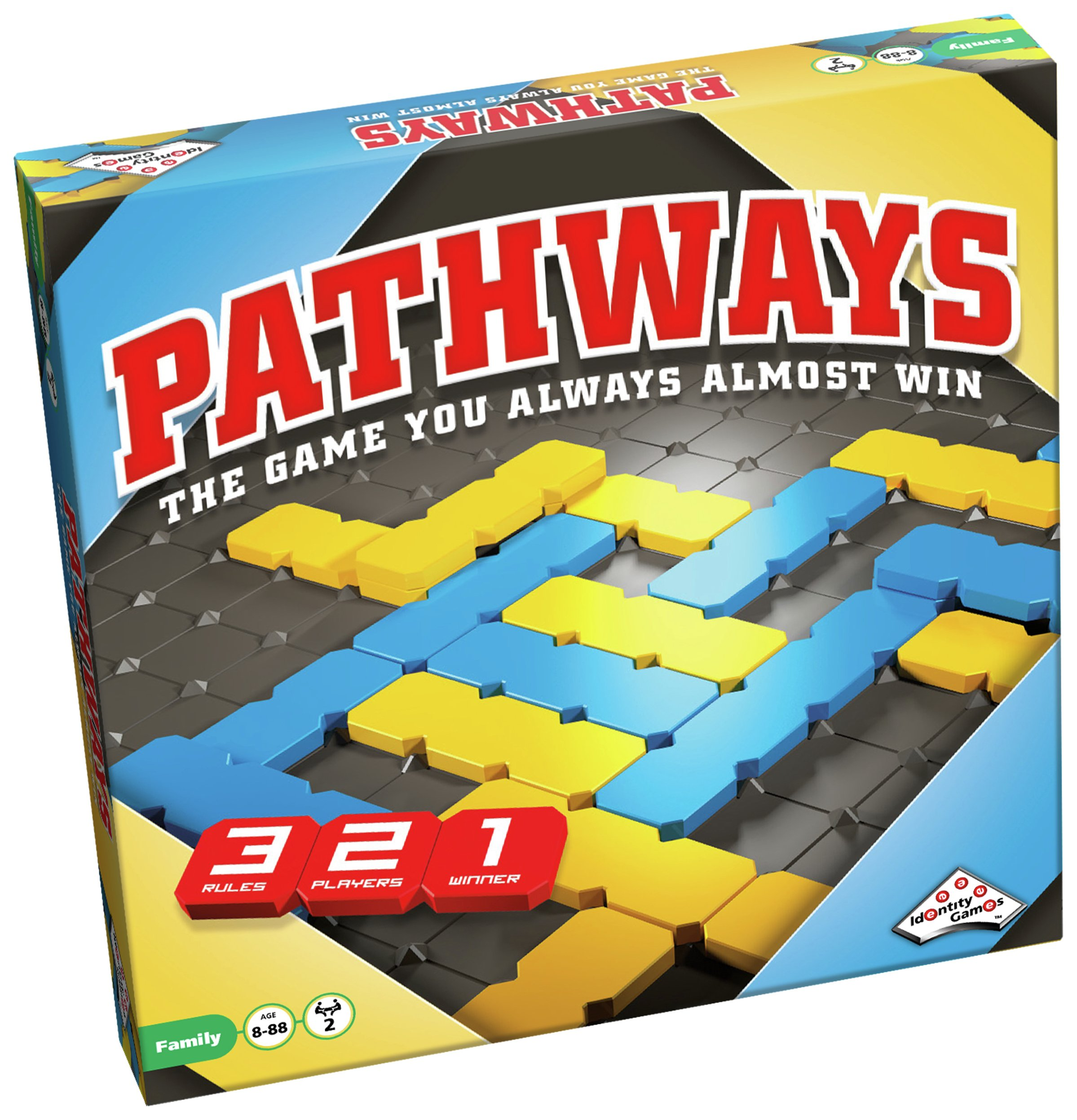 Image of Paul Lamond Games Pathways Game.