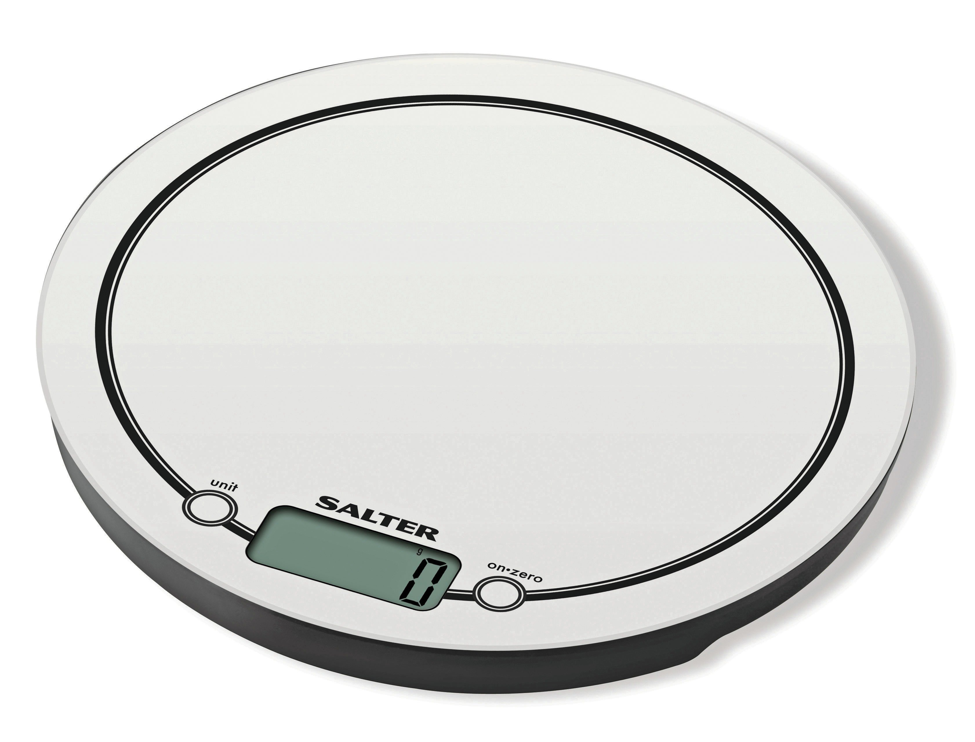 Salter 1.8 Litre Electronic Kitchen Scale