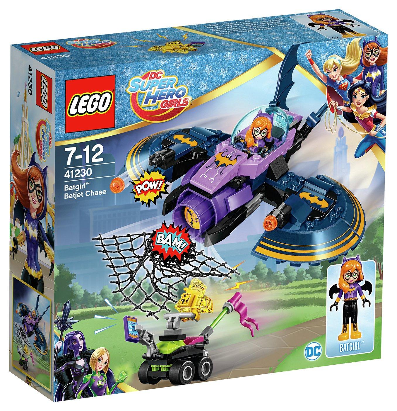 LEGO Batgirl Batjet Chase - 41230
