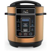 3L Pressure King Pro Copper 8-in-1 Digital Pressure Cooker