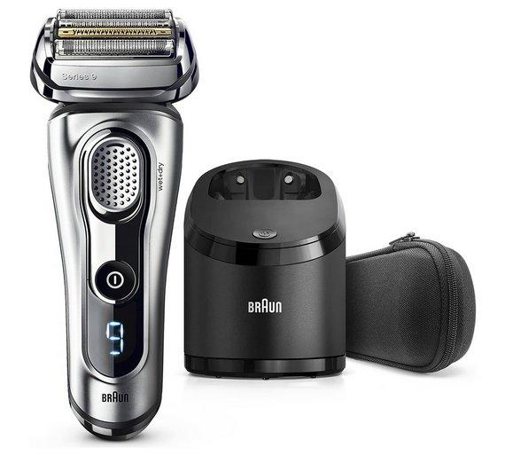 braun electric shavers modal 30 90