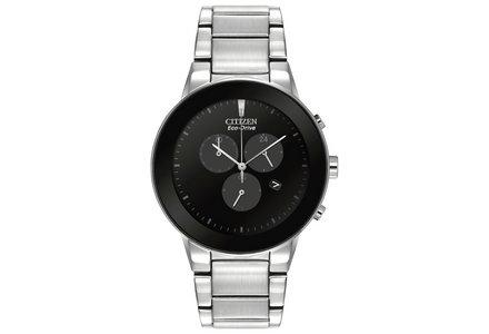 Citizen Men's Eco-Drive Axiom Chronograph Watch.