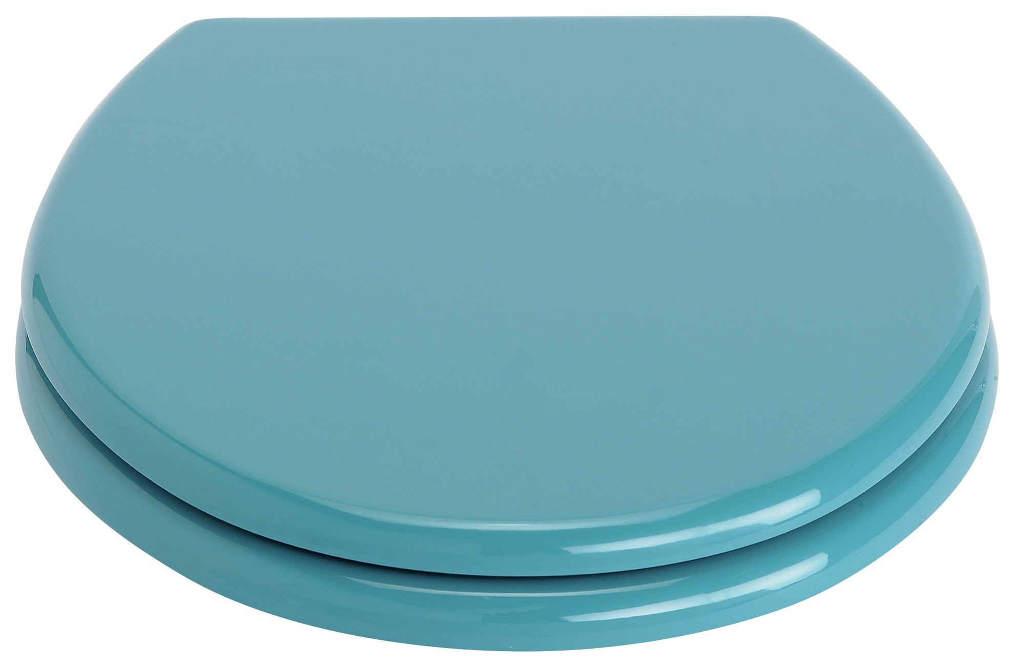 sale on colourmatch toilet seat teal colourmatch by. Black Bedroom Furniture Sets. Home Design Ideas