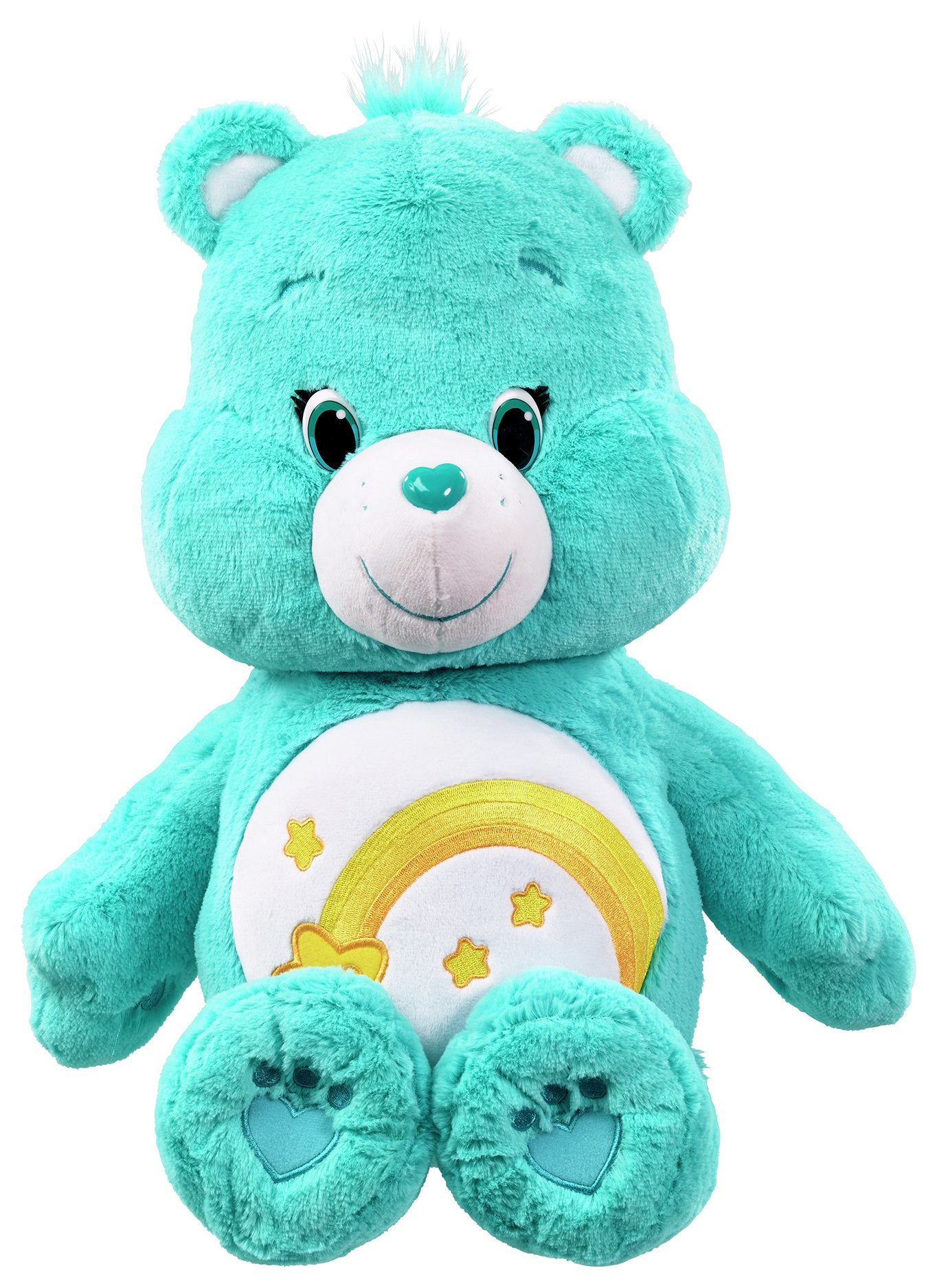 Care Bears Large Plush Wish Bear.