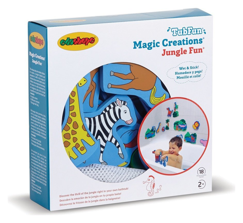 Image of Edushape - Magic Creations Jungle Fun