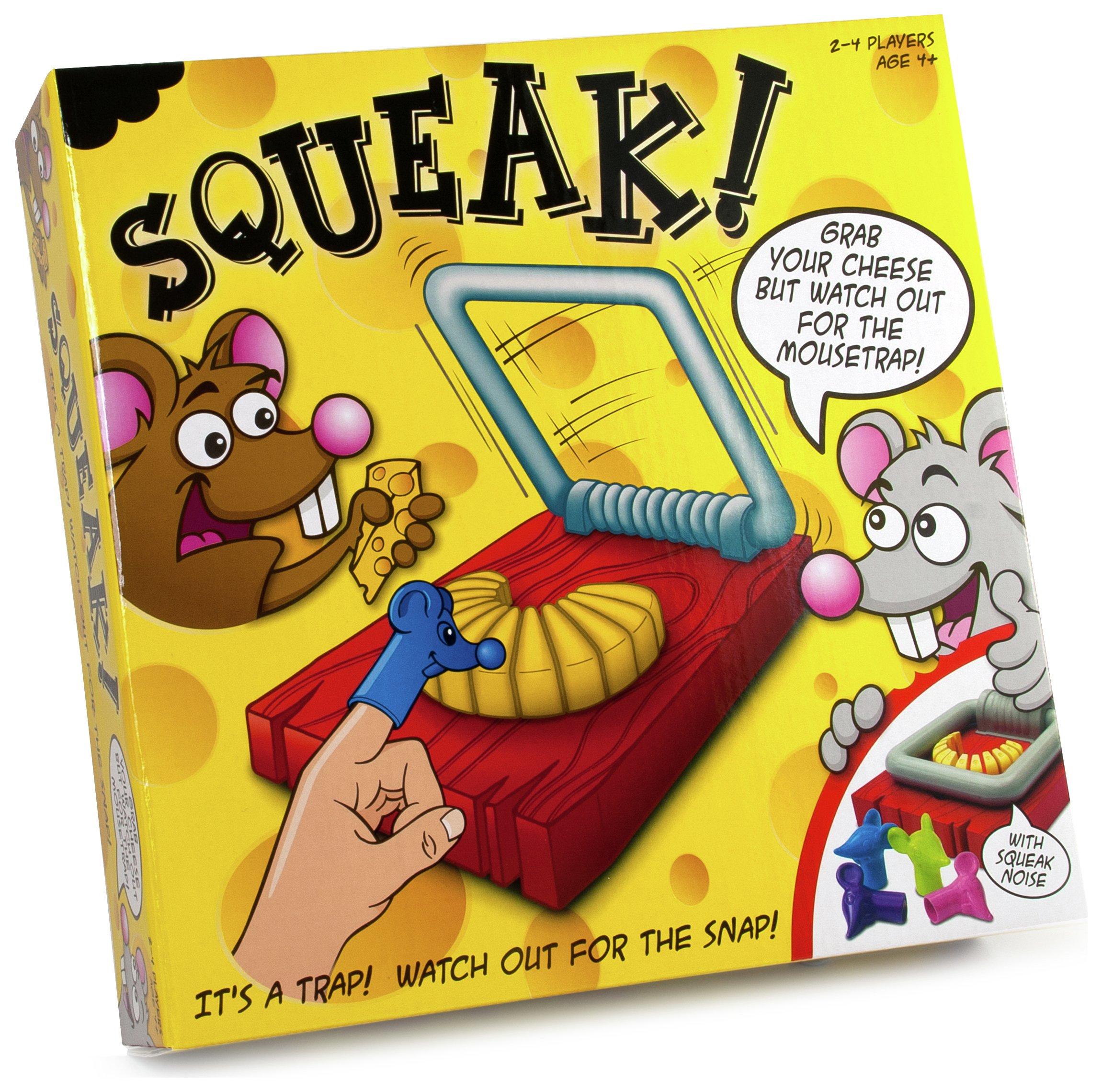 Image of Paul Lamond Games Squeak Game.