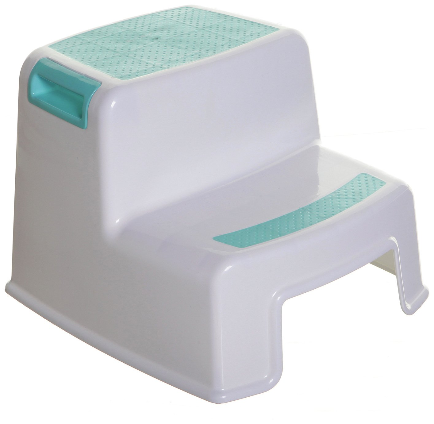 Dreambaby 2 Height Step Stool - Aqua.