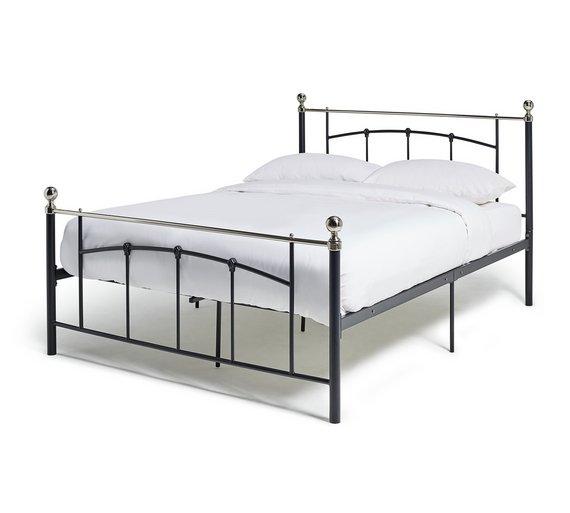Bed Frames Argos King Size Lajulak Org
