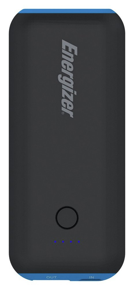Energizer Max Portable Power Bank 5000mAh - Black