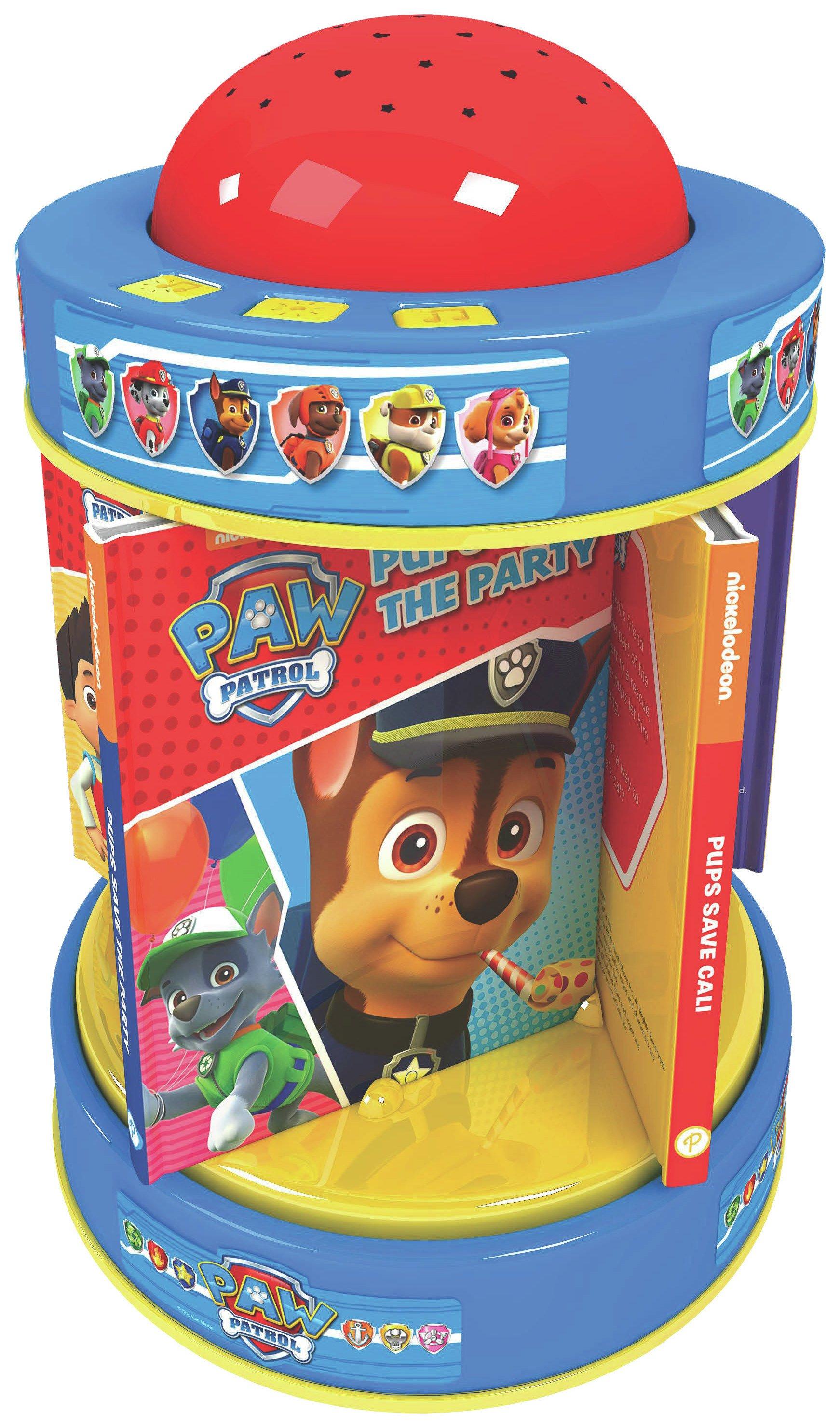 Nickelodeon Paw Patrol Sweet Dreams Library Carousel.