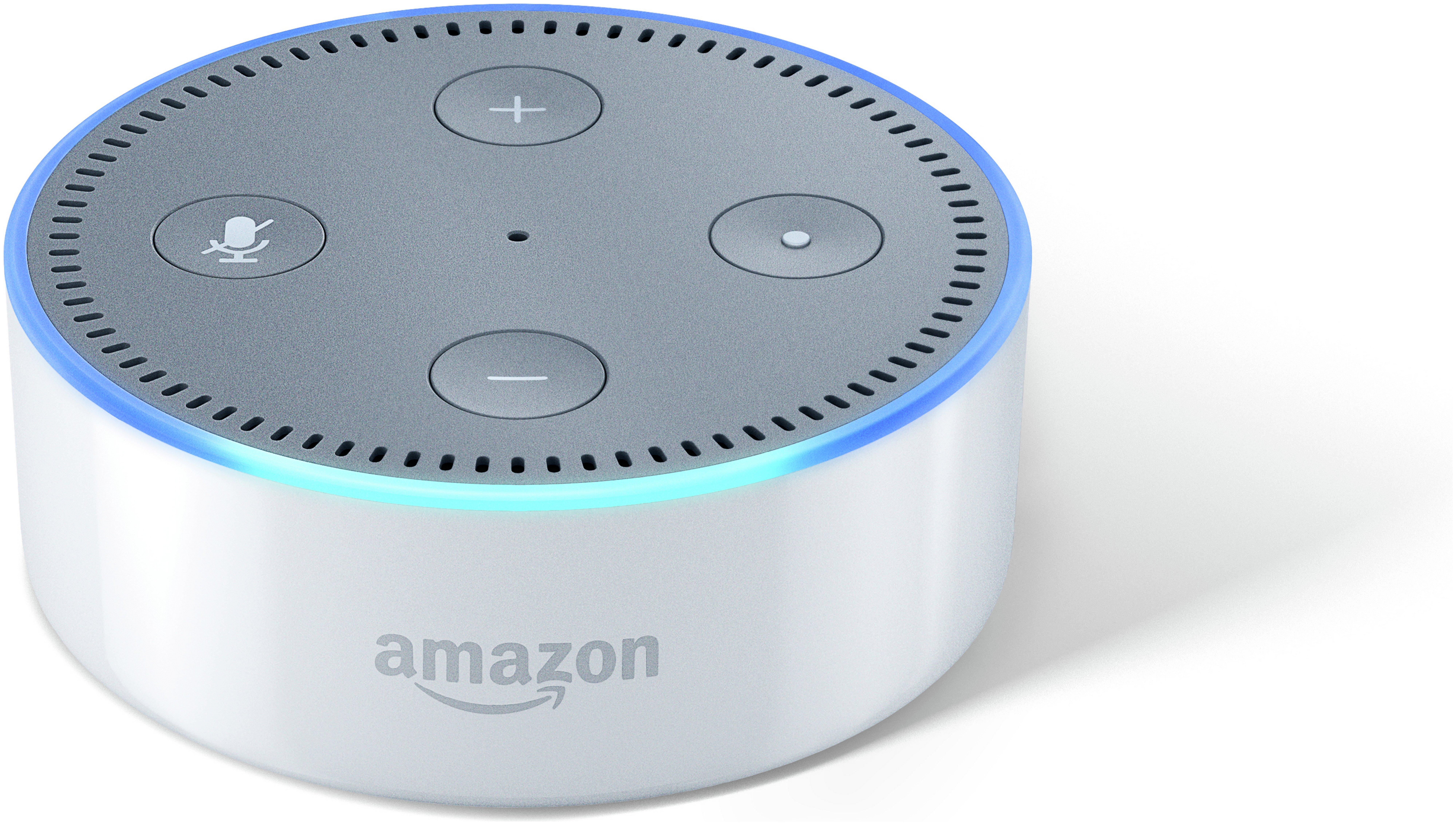 Amazon Echo Dot Multimedia Speaker - White