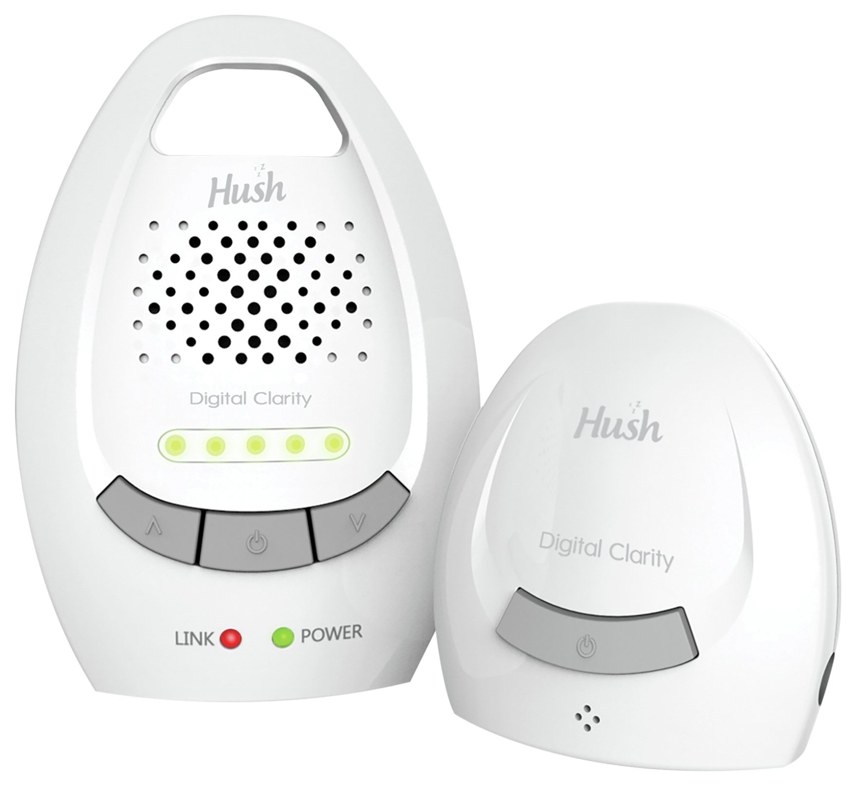 Image of Hush Freedom Advanced Digital Baby Monitor.