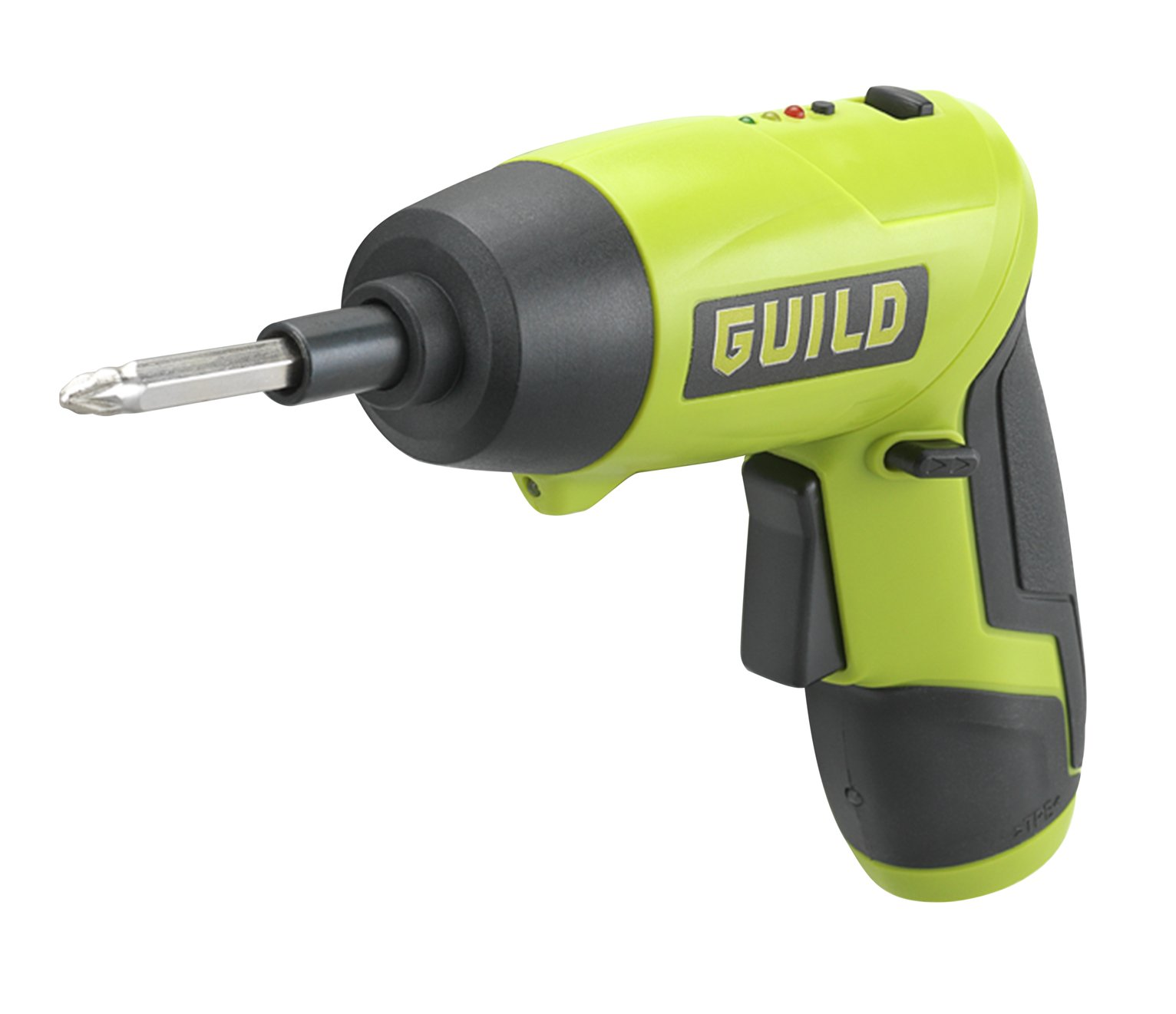 Guild Fastcharge Twist Li-ion Screwdriver – 3.6V