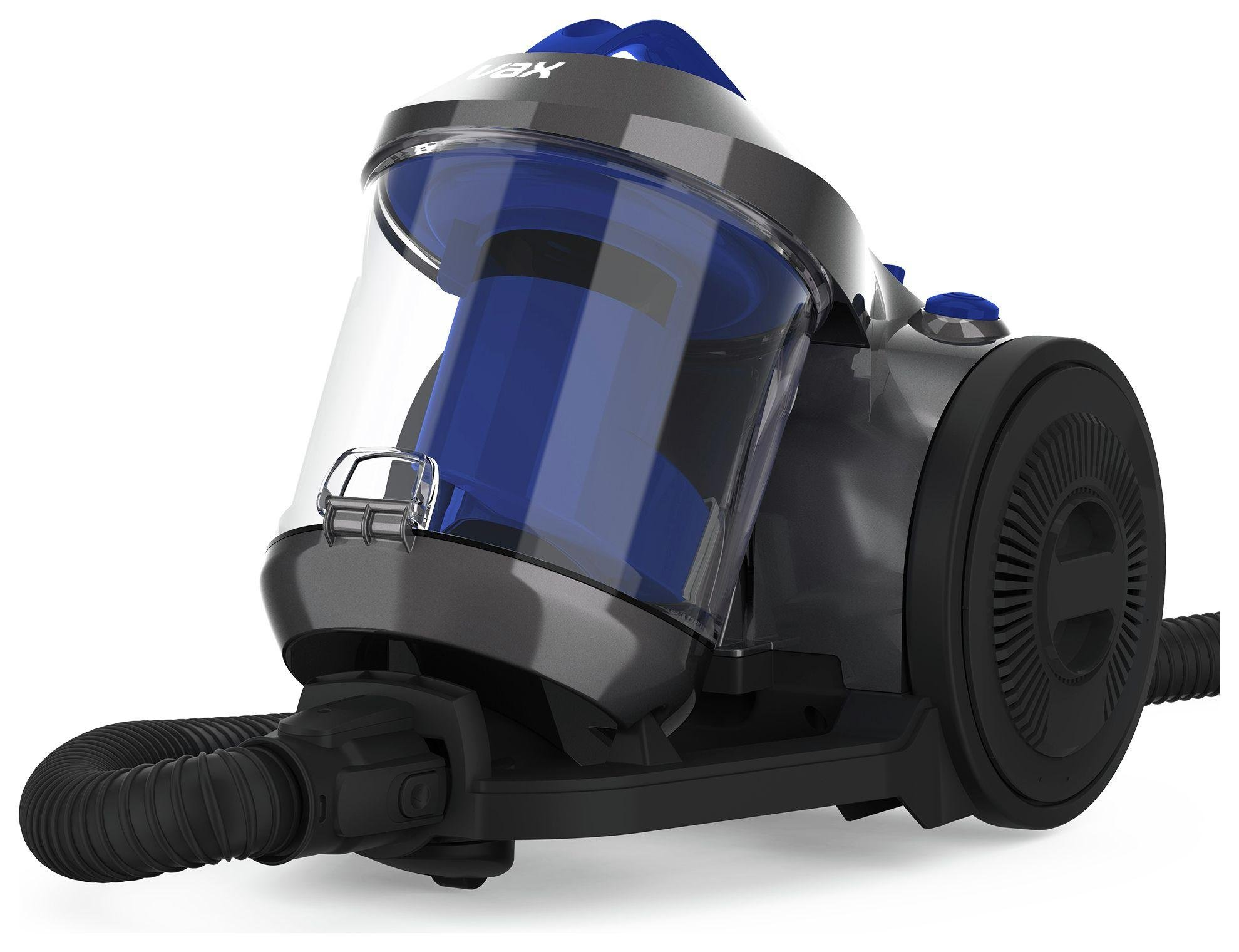 'Vax - Power - Pet - Bagless Cylinder - Vacuum Cleaner- Ccmbpv1p1