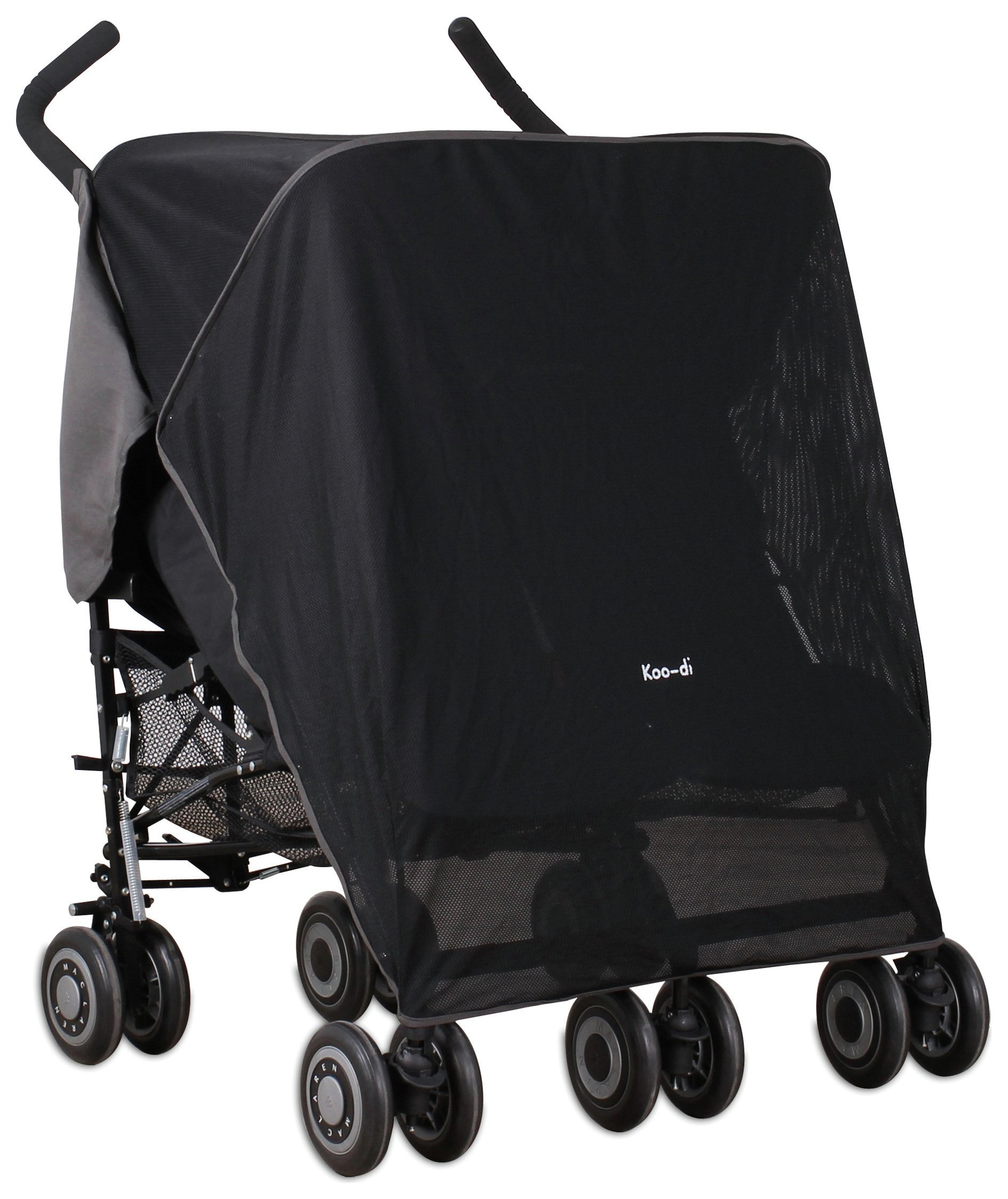 Image of Koo-di Pack-It Sun and Sleep Double - Pushchair Cover