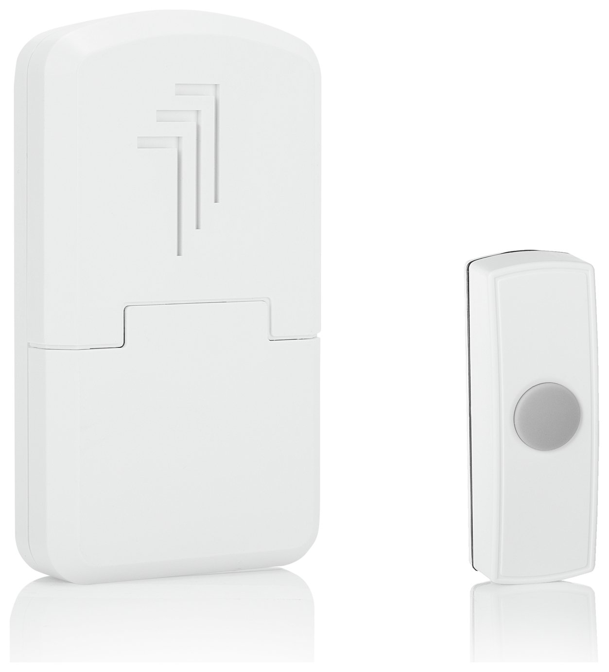 Image of Byron DB301 30m Wireless Doorbell with Portable Chime