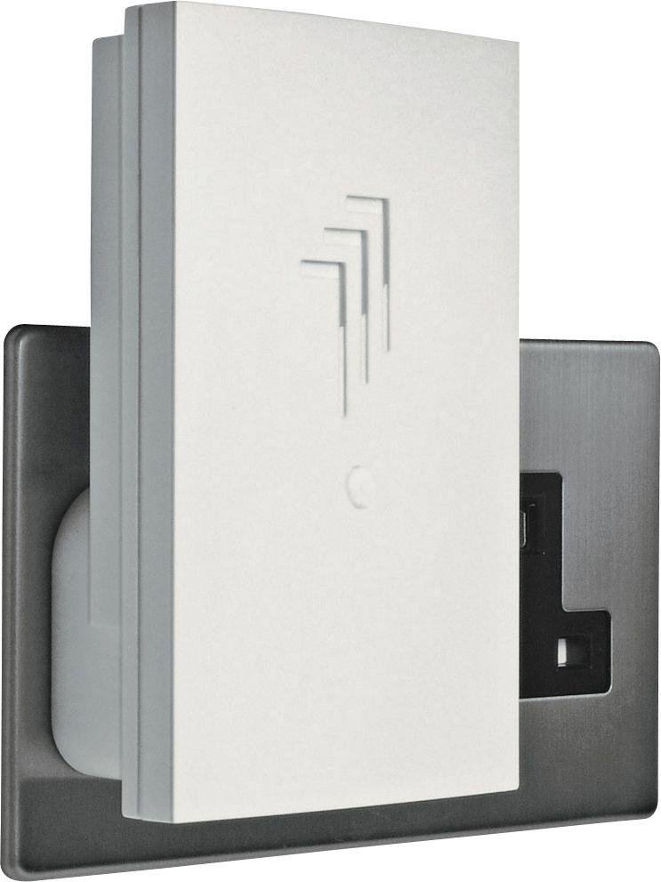 Image of Byron White 30m Plug-in Wireless Doorbell Kit