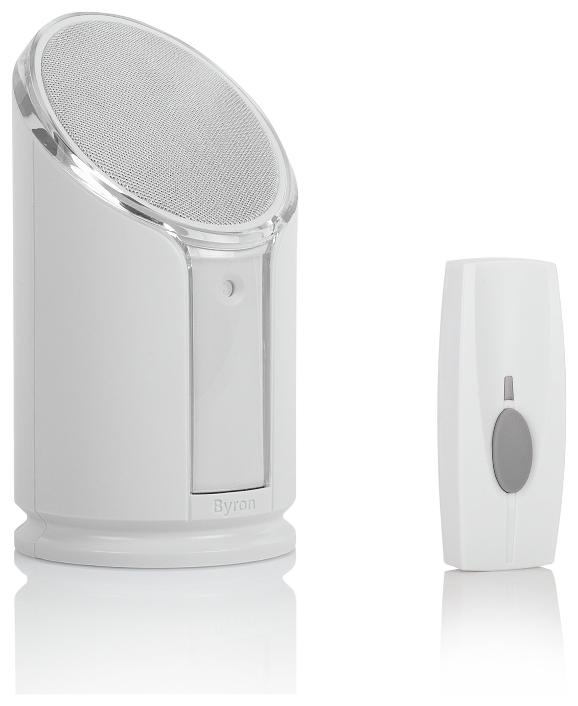 Image of Byron BY301 100m Wireless Doorbell Portable Loud Flash Chime