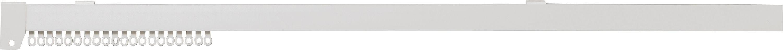 Argos Home 2m Heavyweight PVC Curtain Track - White
