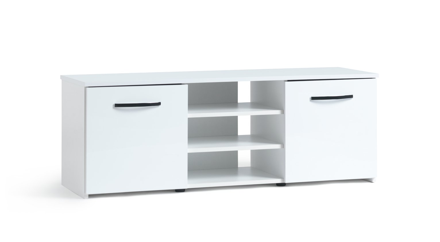 Hygena Hayward 2 Door Small TV Unit - White