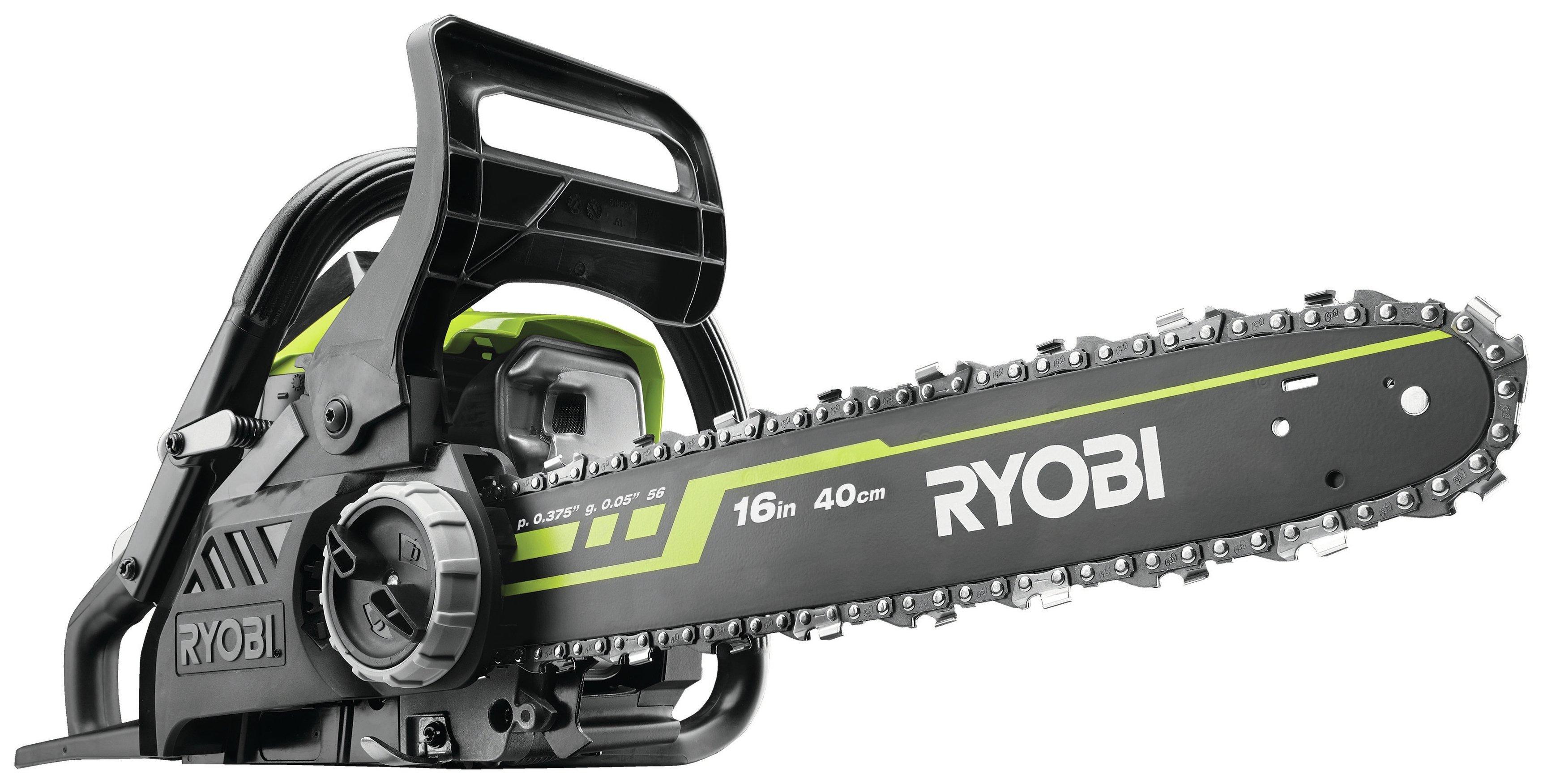 Ryobi - RCS3840T Petrol Chainsaw - 38cc