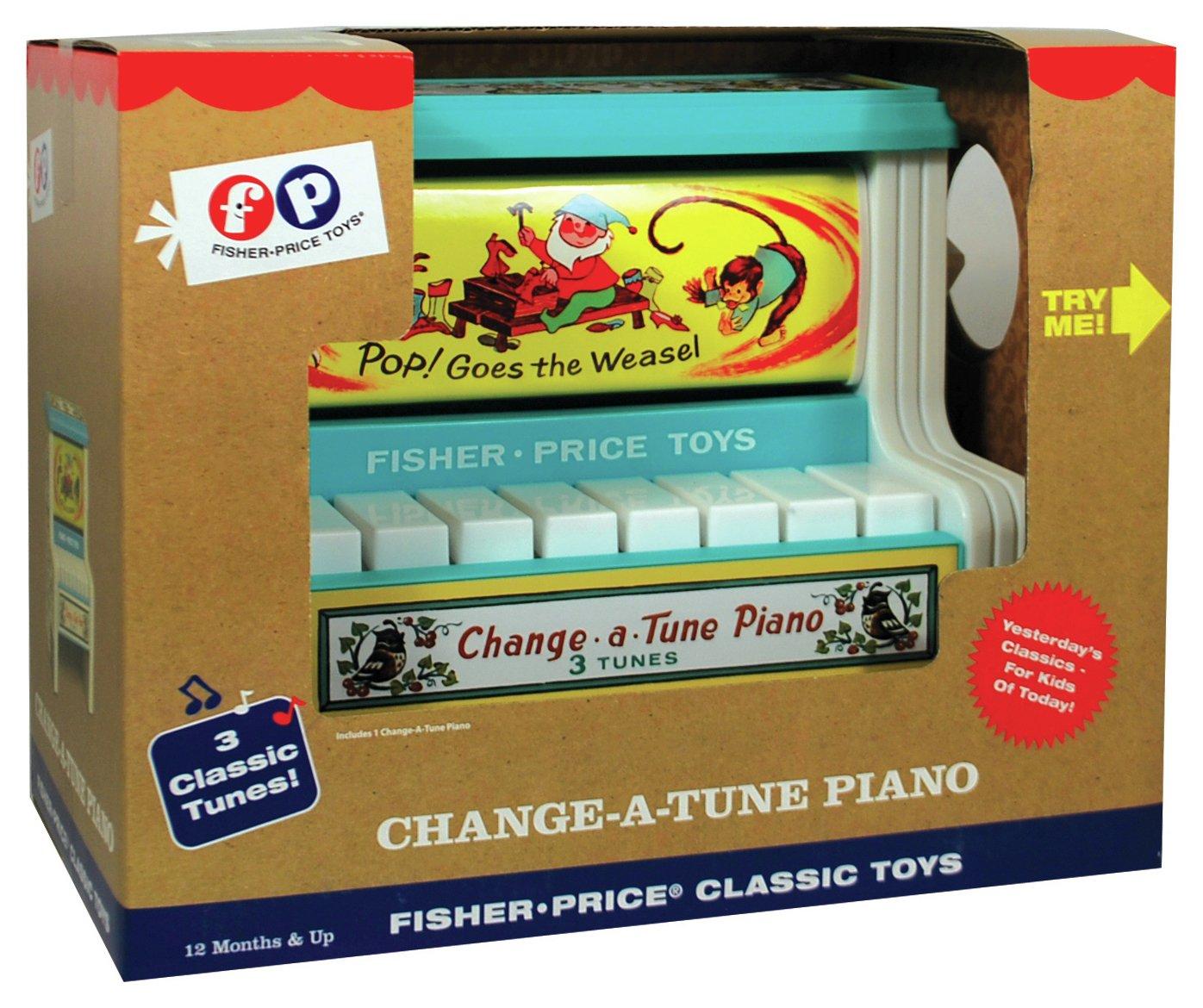 Image of Fisher-Price Classics A Tune Piano.