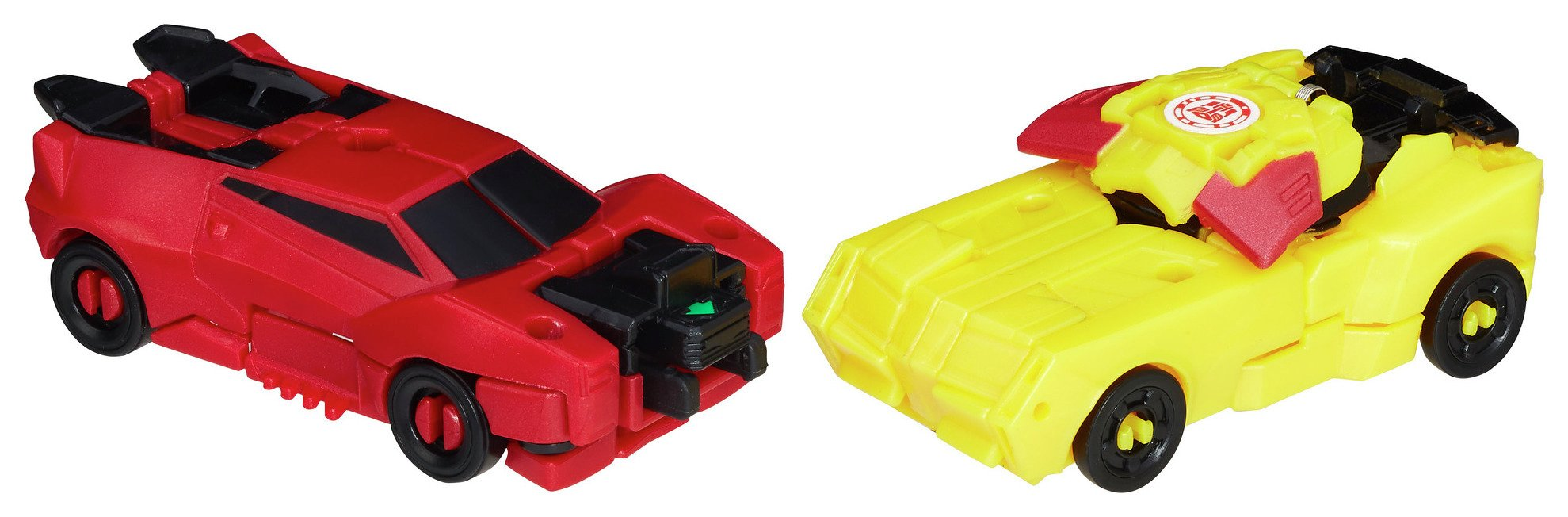 Image of Transformers Robots In Disguise Crash Combiner Bumblebee