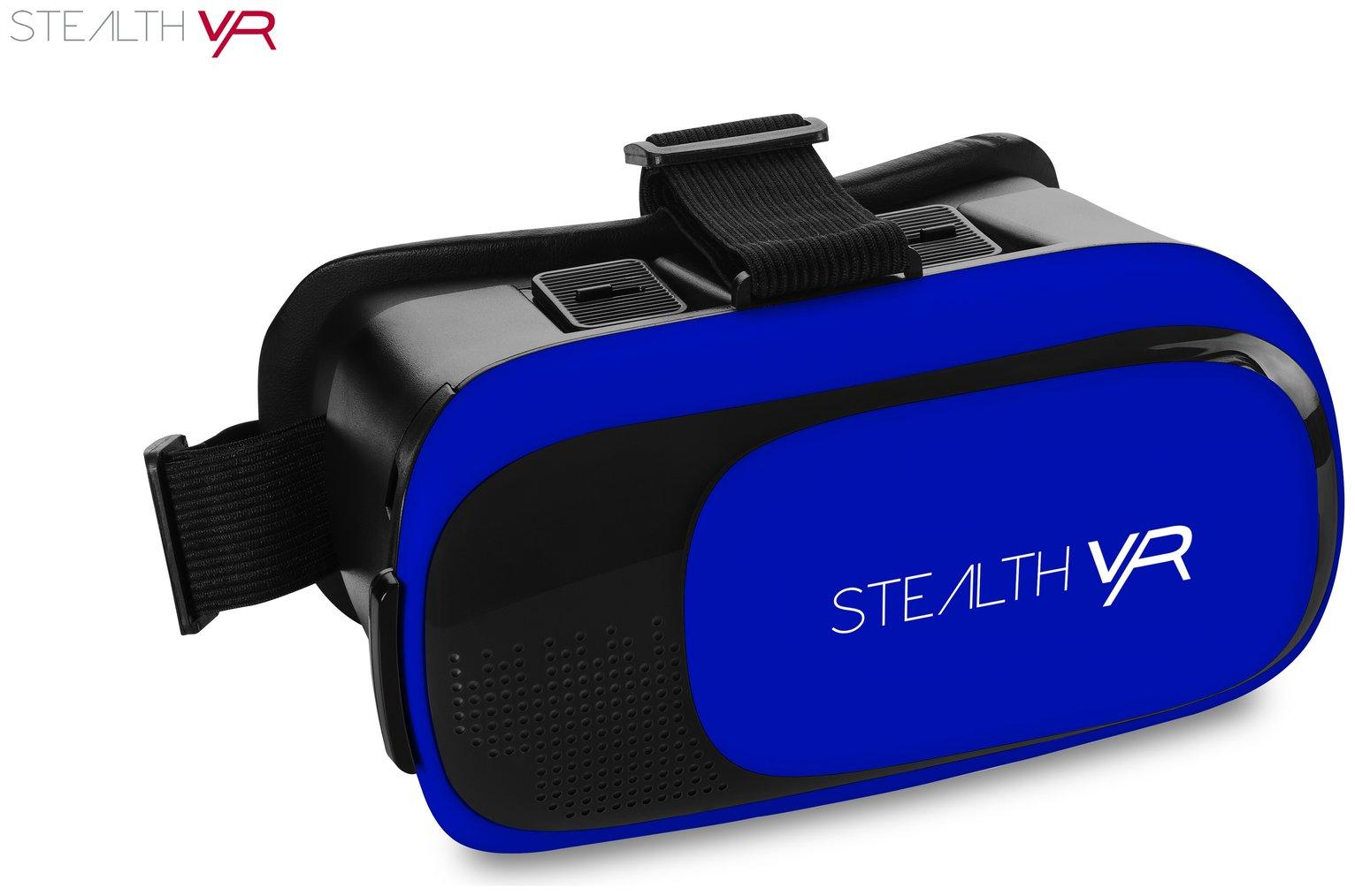 Stealth VR50 Mobile VR Headset - Blue
