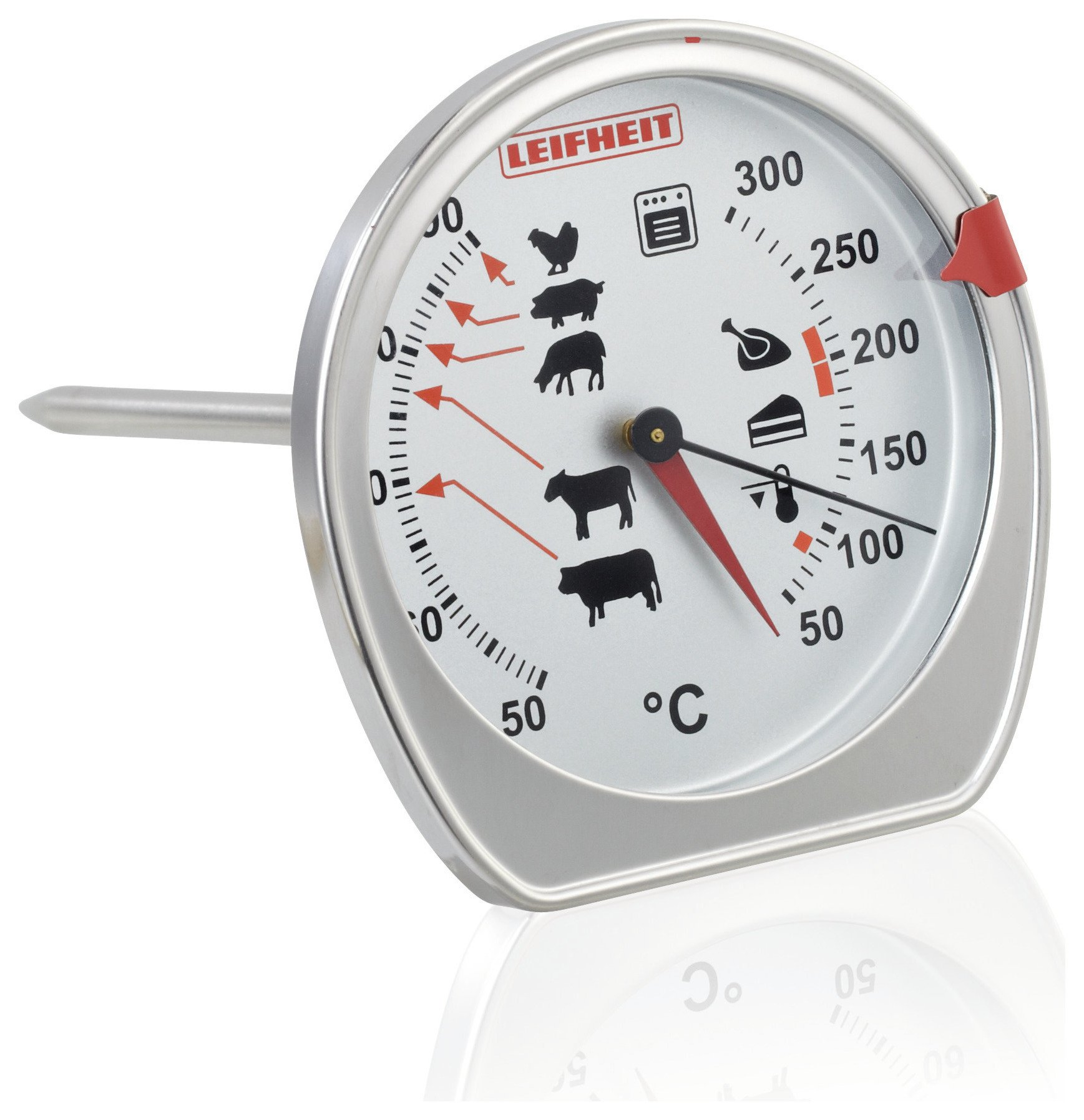 Image of Leifheit Meat Oven Thermometer.