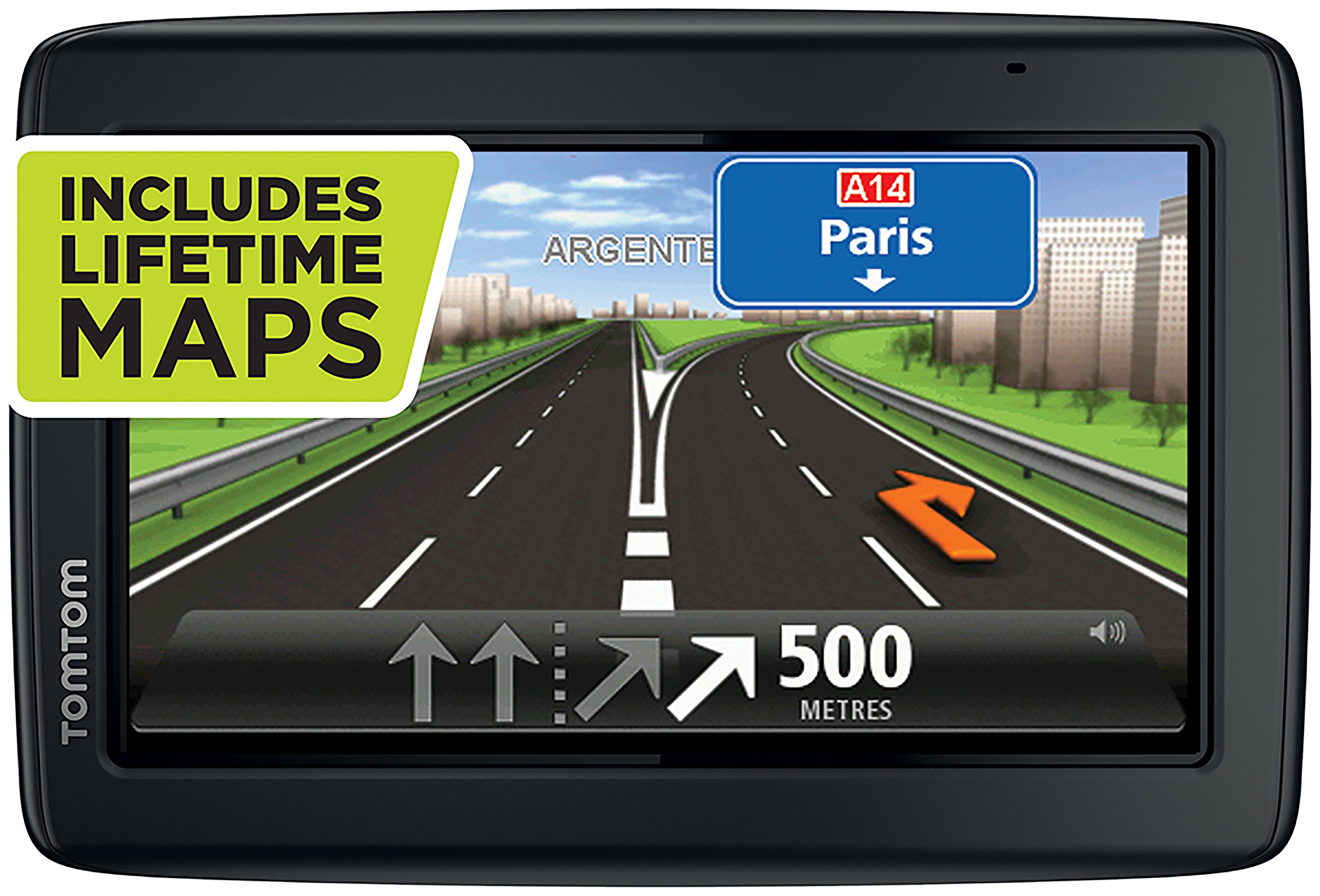 TomTom TomTom - Sat Nav - Start 25 5 Inch - Full Europe Maps