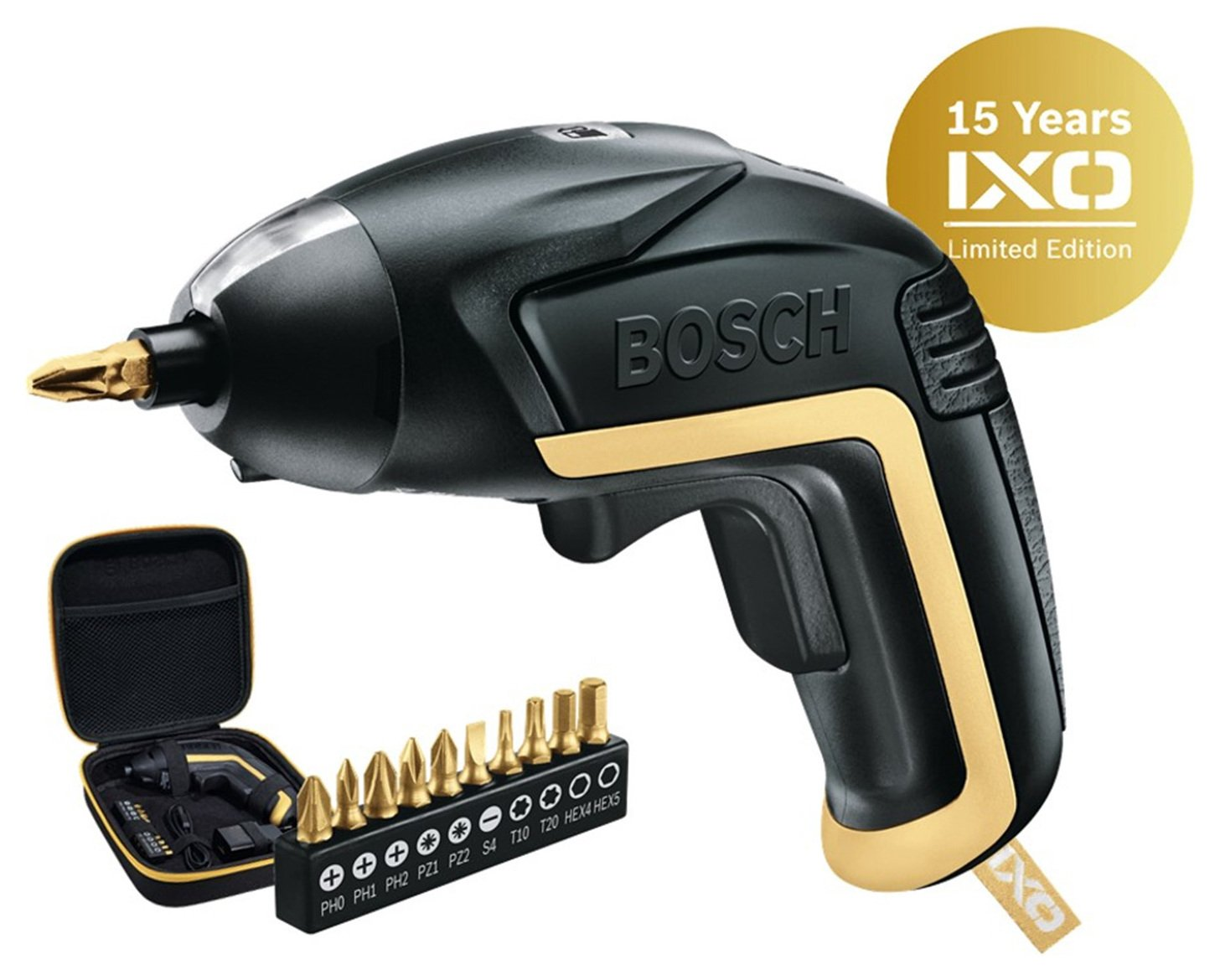 Bosch Special Edition IXO Cordless Screwdriver