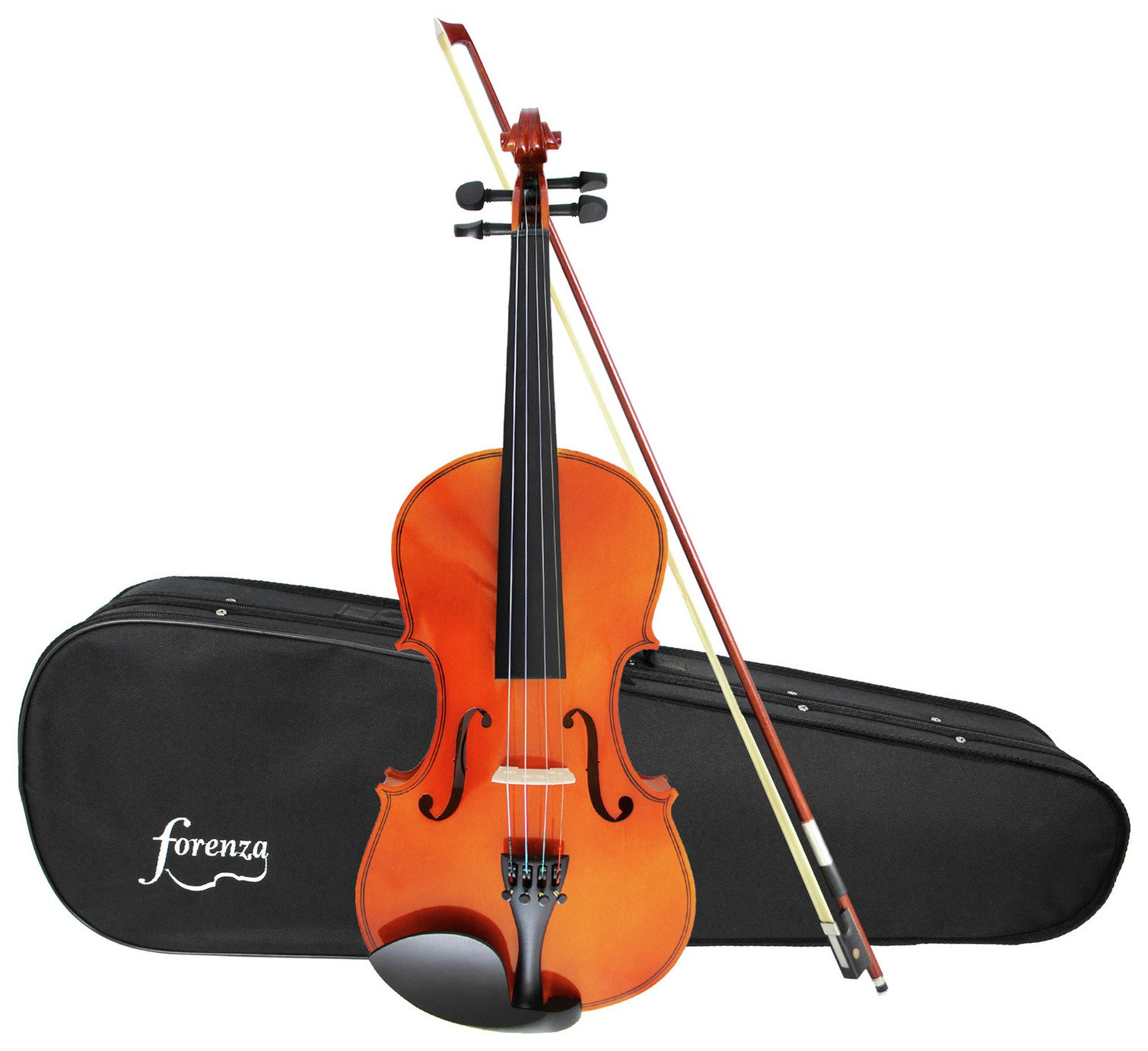 Image of Forenza Uno Series 1/2 Violin Outfit.