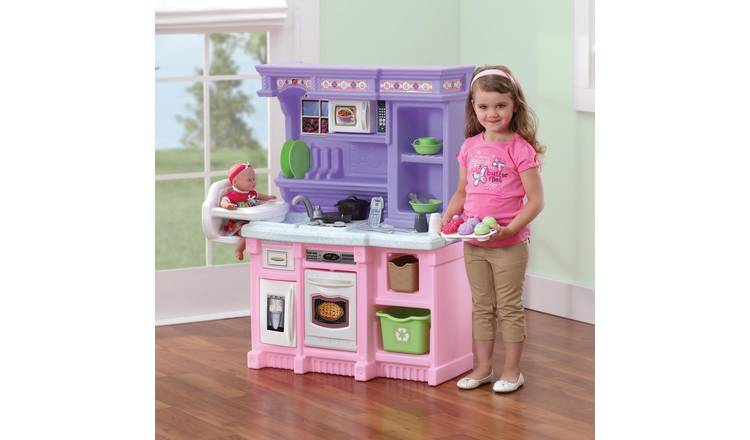 Buy Step2 Little Baker S Kitchen Role Play Toys Argos