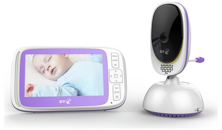 BT 6000 Video 5 Inch Baby Monitor