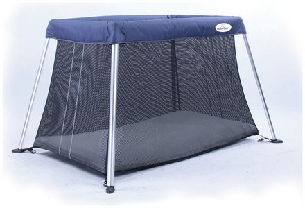BabyStart Deluxe Superlight Travel Cot.