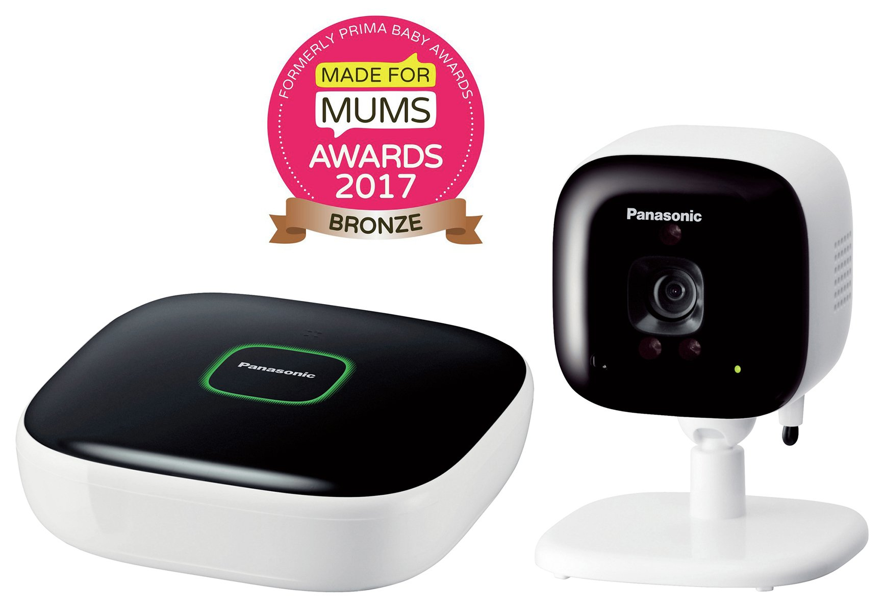 Panasonic Smart Baby Monitor Home Safety Kit.