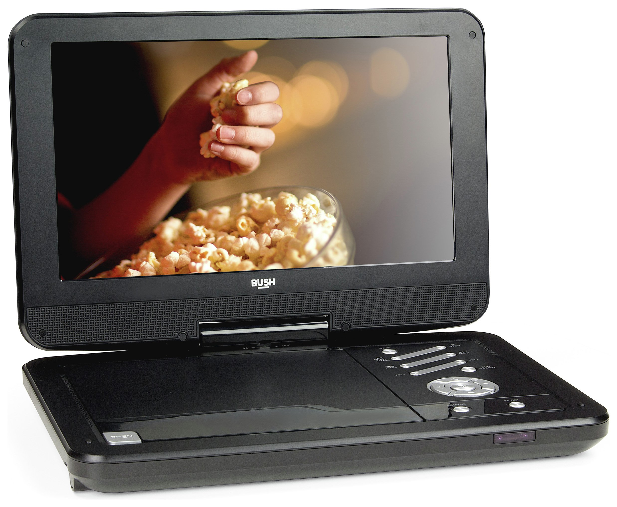 Image of Bush 12 Inch Portable DVD Player
