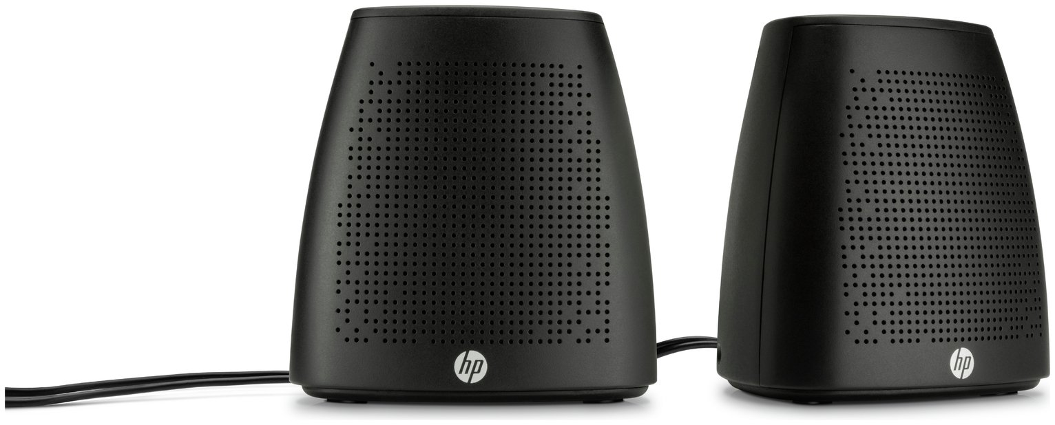 sale on hp s3100 usb speaker black hp now available our best price on hp s3100 usb spe. Black Bedroom Furniture Sets. Home Design Ideas