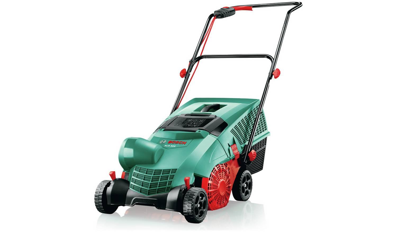 Bosch ALR 900 Corded Electric Lawn Raker - 900W