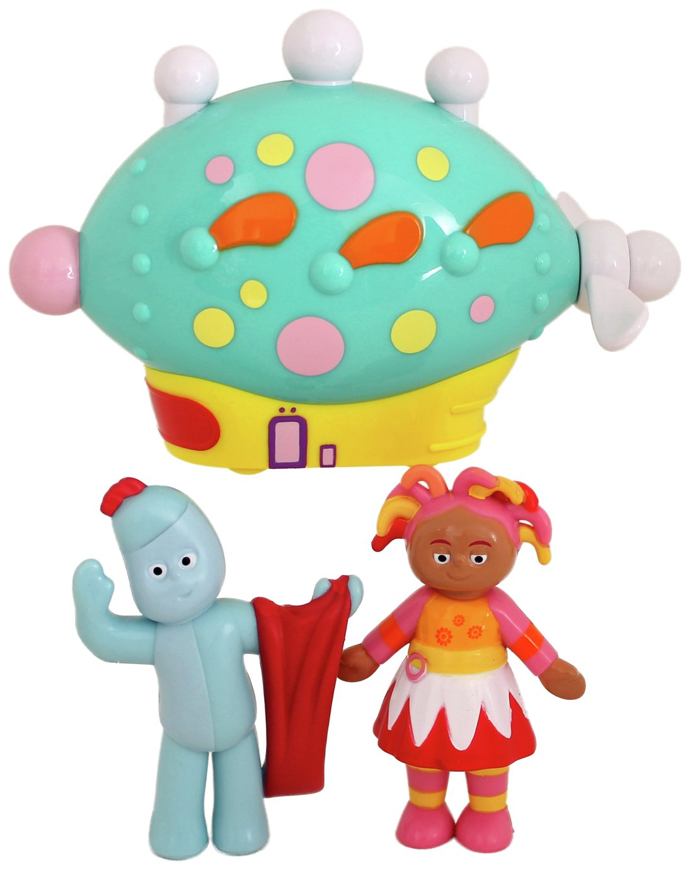 In The Night Garden Pinky Ponk & Character Set