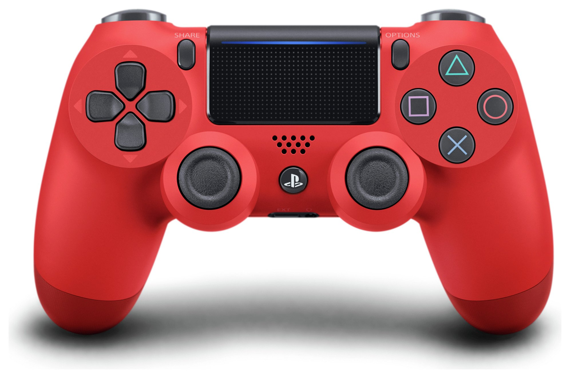 Sony PS4 - DualShock 4 V2 Wireless Controller - Magma Red.