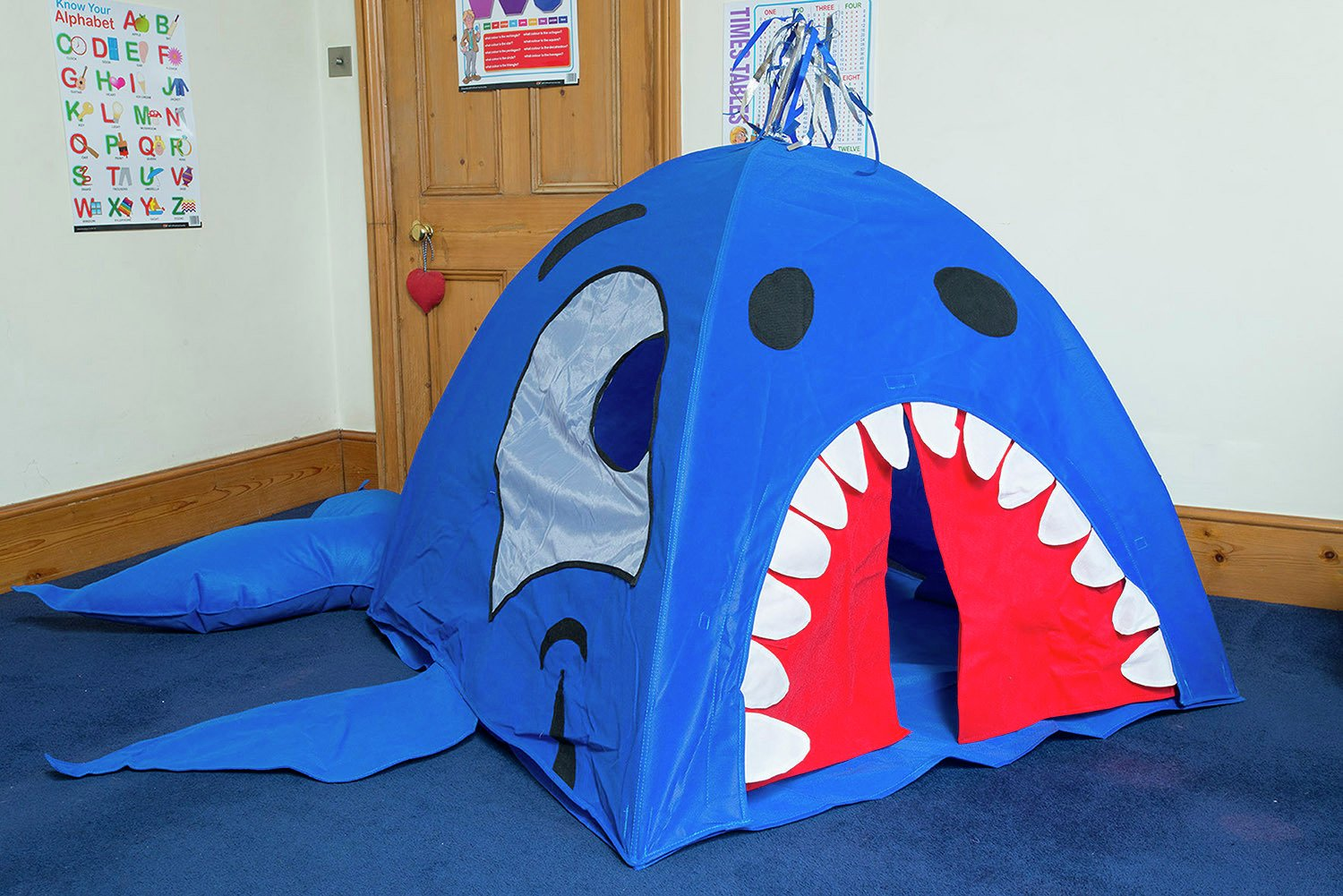 Image of Bazoongi - Wiki Whale Play Tent