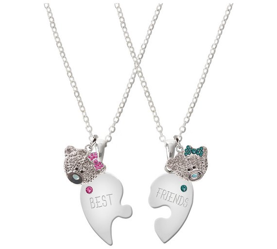 Buy me to you tatty teddy best friends pendants set of 2 kids me to you tatty teddy best friends pendants set of 2 mozeypictures Choice Image