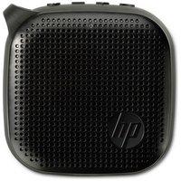 HP - Mini 300 Bluetooth - Wireless Speaker - Black