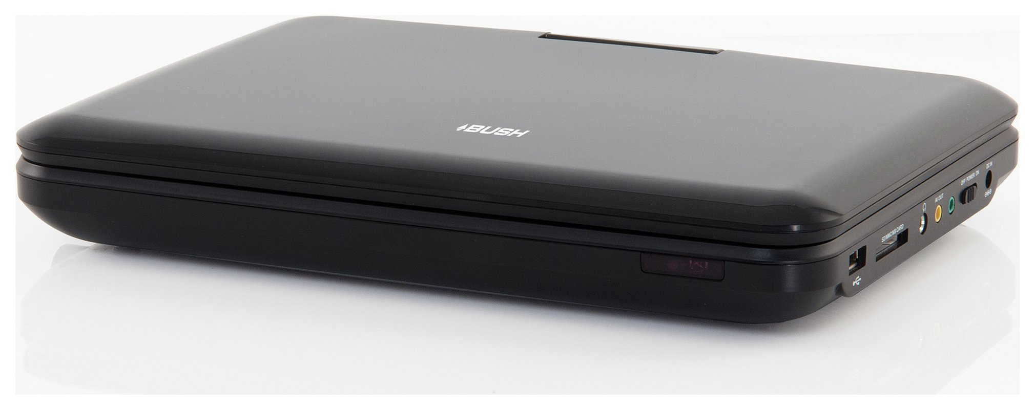 Image of Bush 10 Inch Portable DVD Player - Black
